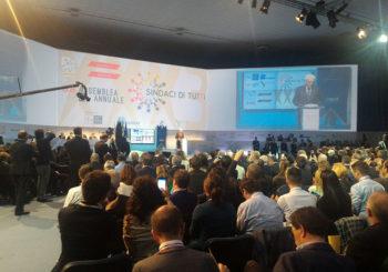 Il Presidente Romano a Bari per l'Assemblea Nazionale ANCI