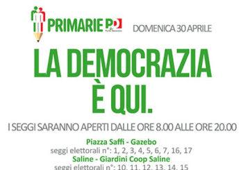 """""""Domenica 30 aprile diamo un segnale forte all'Italia e al centrosinistra: votiamo Andrea Orlando!"""""""